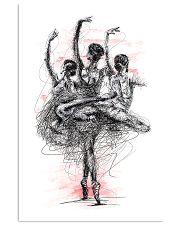 Ballet Girls 11x17 Poster front