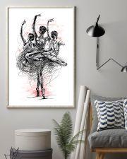 Ballet Girls 11x17 Poster lifestyle-poster-1