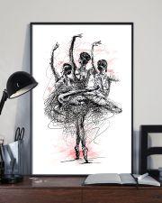 Ballet Girls 11x17 Poster lifestyle-poster-2