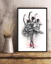 Ballet Girls 11x17 Poster lifestyle-poster-3