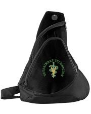 Veterinary Technician Symbol Slinging pack Sling Pack front