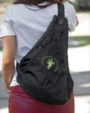 Veterinary Technician Symbol Slinging pack Sling Pack garment-embroidery-slingpack-lifestyle-01