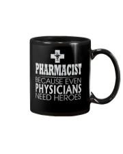 Pharmacist Physicians need heros Mug thumbnail