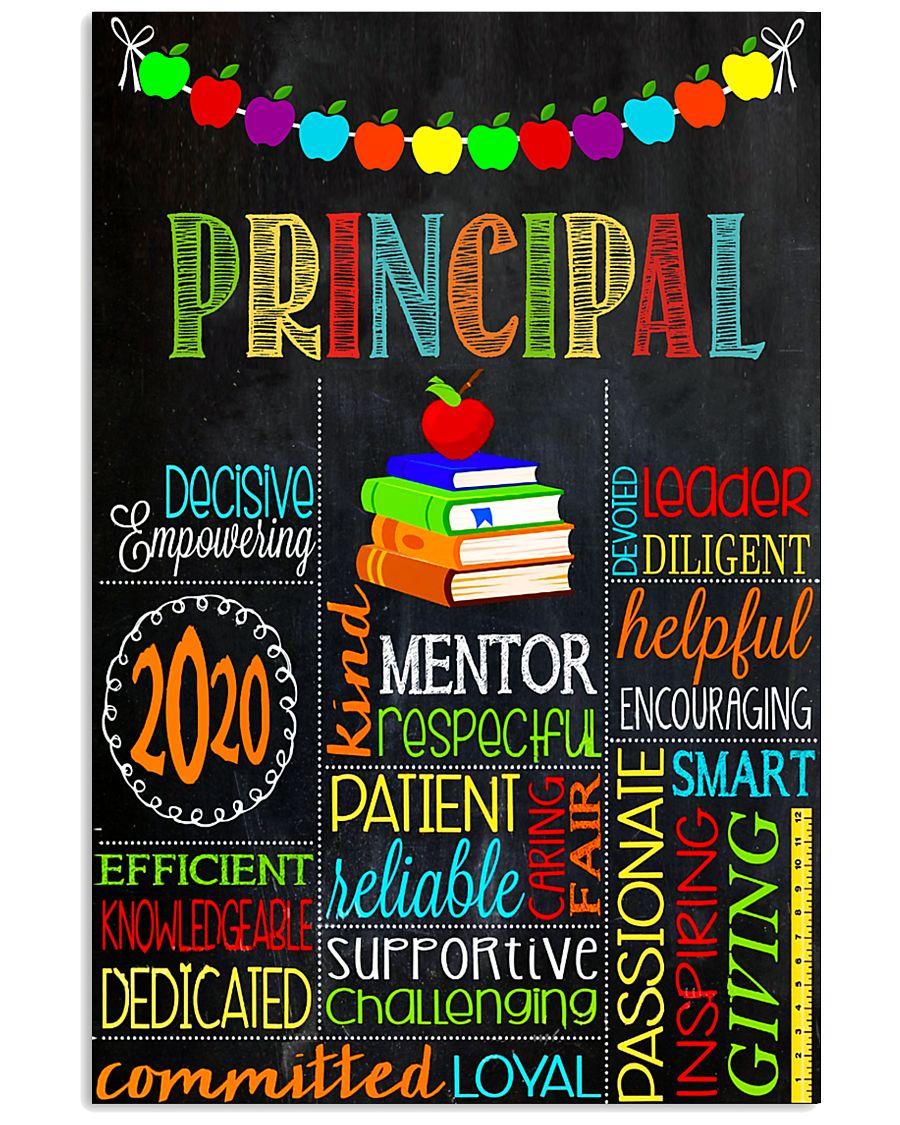 Teacher Principal 11x17 Poster