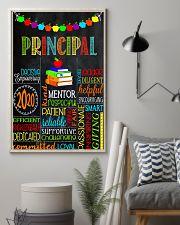 Teacher Principal 11x17 Poster lifestyle-poster-1
