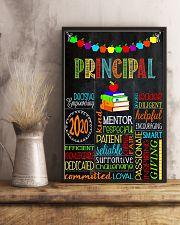 Teacher Principal 11x17 Poster lifestyle-poster-3