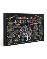 Science Growth Mindset 30x20 Gallery Wrapped Canvas Prints thumbnail
