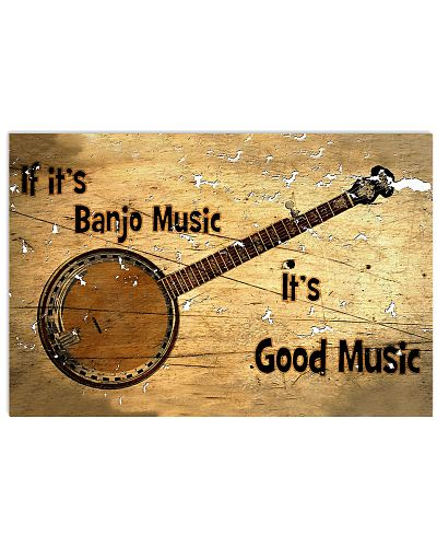 Banjo Good Music