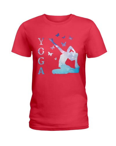 Yoga - butterfly
