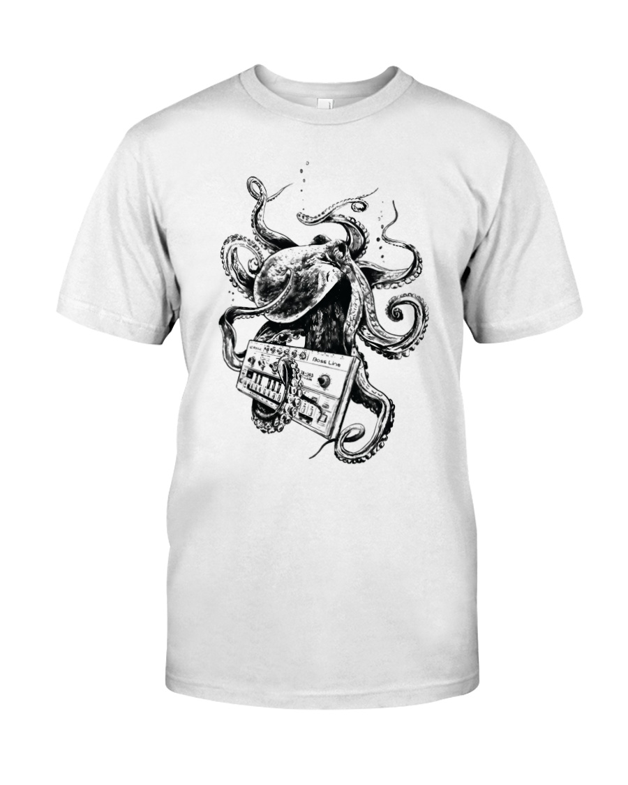 Octopus Synthesizer Classic T-Shirt