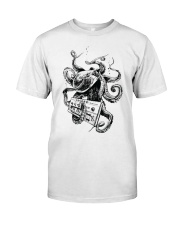 Octopus Synthesizer Classic T-Shirt front