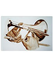 Trombone Player Gift 17x11 Poster front