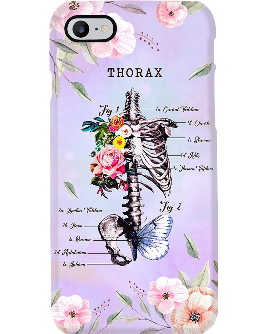 Radiologist Thorax Phone Case