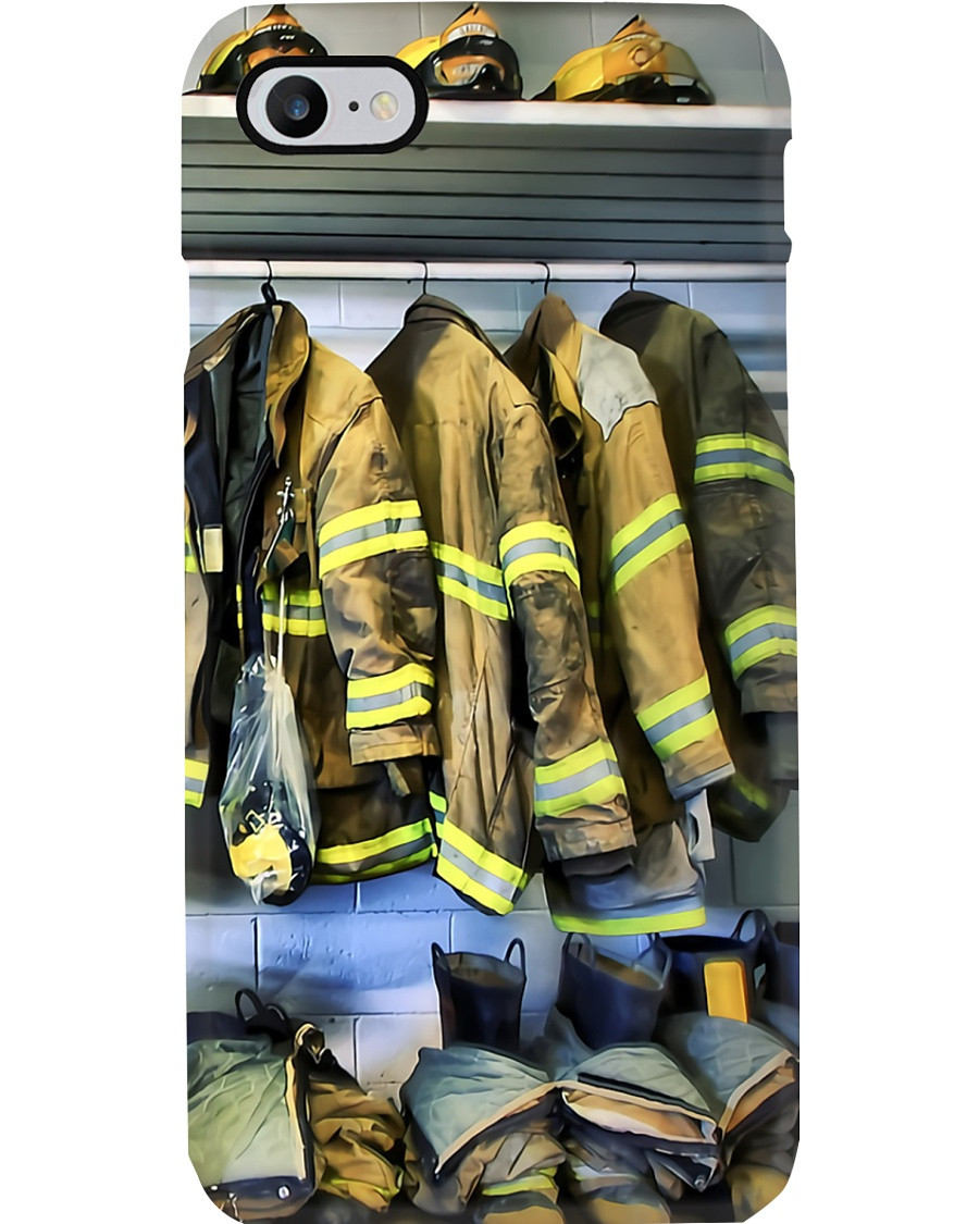 Firefighter Suits Phone Case