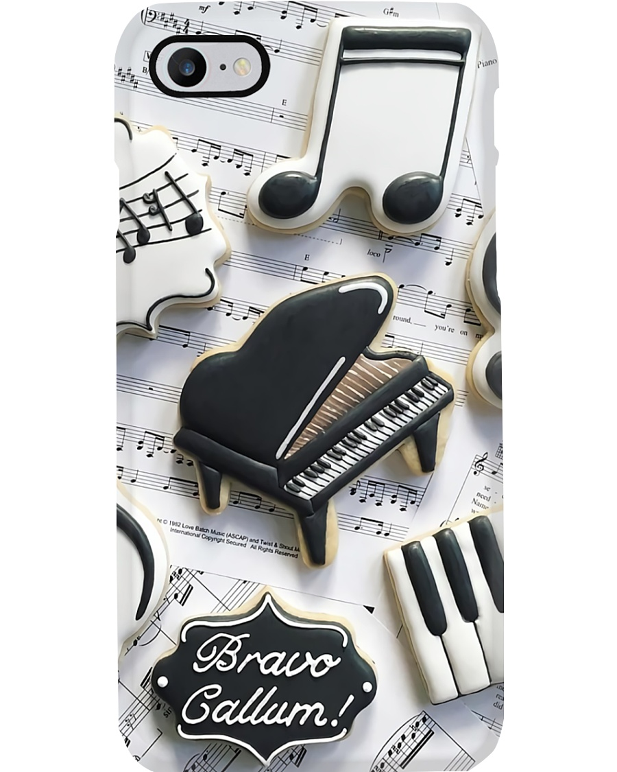 Special gift for piano player Phone Case