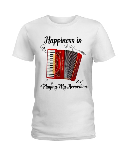 Happiness Is Playing My Accordion