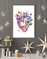 Beautiful Heart Cardiology 11x17 Poster lifestyle-holiday-poster-1