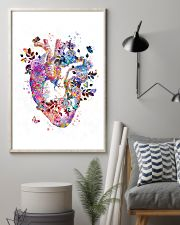Beautiful Heart Cardiology 11x17 Poster lifestyle-poster-1