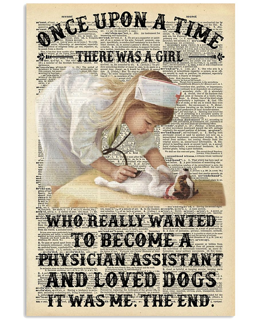 Physician Assistant Once Upon A Time 11x17 Poster