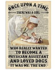 Physician Assistant Once Upon A Time 11x17 Poster front