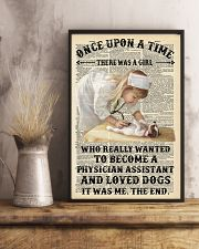 Physician Assistant Once Upon A Time 11x17 Poster lifestyle-poster-3