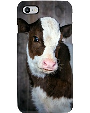 Farmer Happy Cow  Phone Case i-phone-7-case