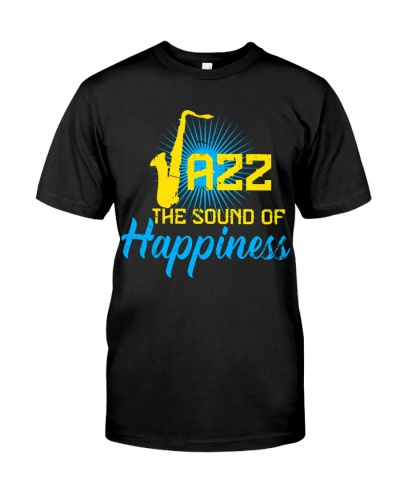 Saxophone - The sound of happiness
