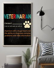 Veterinarian Definition 11x17 Poster lifestyle-poster-1