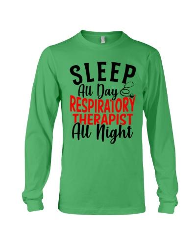 Sleep All Day Respiratory Therapist All Night