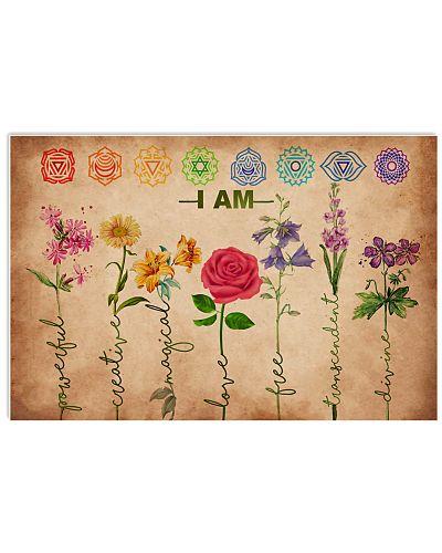 Yoga - I am powerful creative