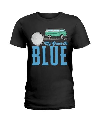 My Grass Is Blue Banjo