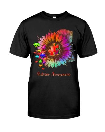 Autism Awareness Flower