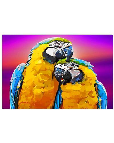 Parrot A beautiful Couple