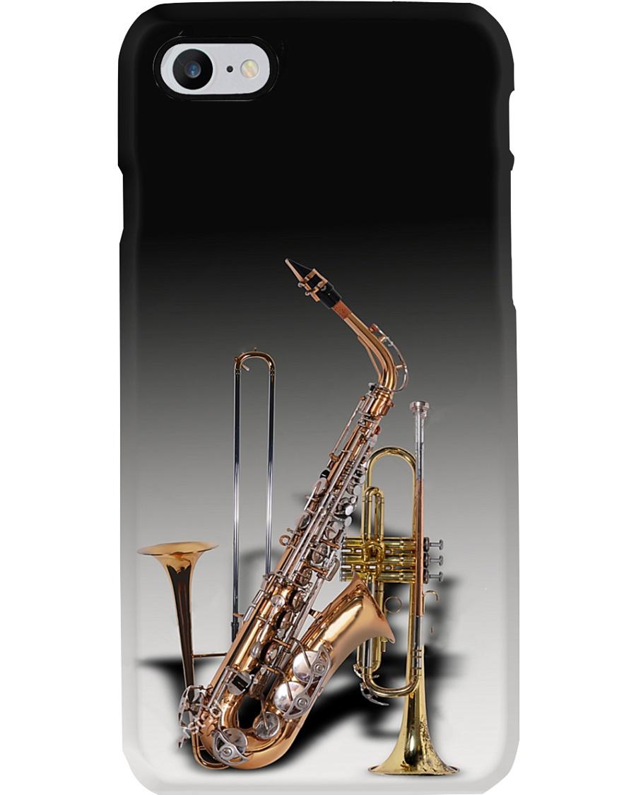 Trumpet With Trombone Phone Case