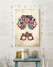 Optometrist Phoropter Poster  11x17 Poster lifestyle-holiday-poster-3