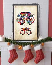Optometrist Phoropter Poster  11x17 Poster lifestyle-holiday-poster-4