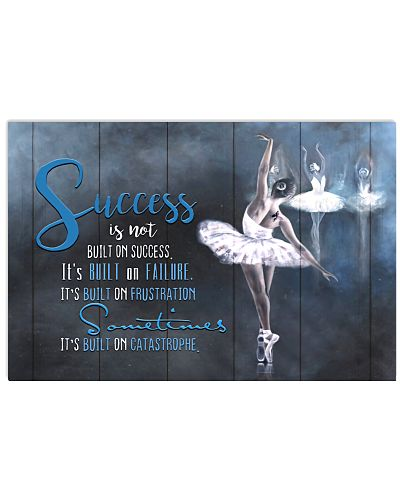 Ballet Success Is Not Built On Success