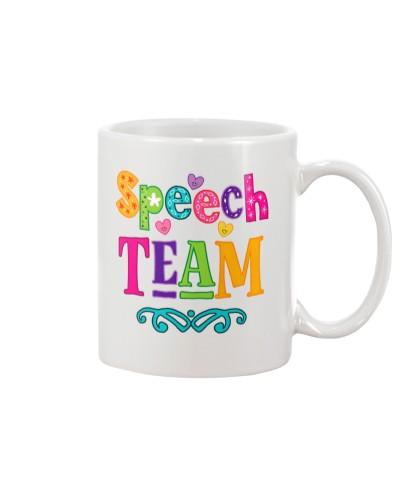 Speech Team SLP
