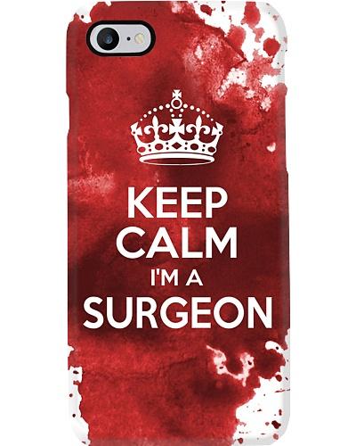 Keep Calm I'm A Surgeon