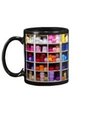 Crochet And Knitting Store Mug back