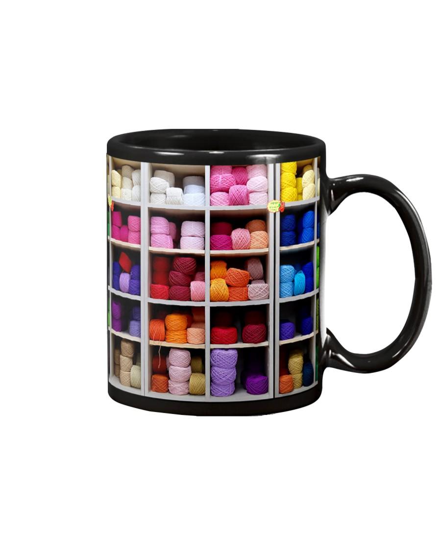 Crochet And Knitting Store Mug