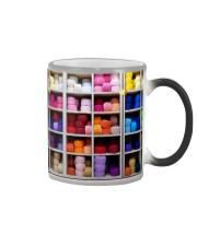Crochet And Knitting Store Color Changing Mug thumbnail