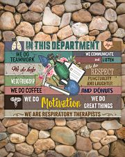 In This Department We Are Respiratory Therapists 17x11 Poster poster-landscape-17x11-lifestyle-15