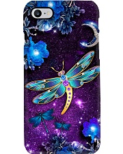 Suicide Prevention Purple Dragonfly Phone Case i-phone-7-case