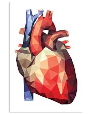 Human Heart Cardiologist 11x17 Poster front