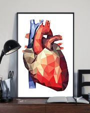Human Heart Cardiologist 11x17 Poster lifestyle-poster-2