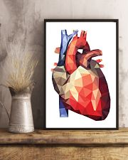 Human Heart Cardiologist 11x17 Poster lifestyle-poster-3