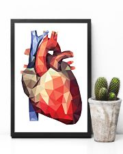 Human Heart Cardiologist 11x17 Poster lifestyle-poster-8