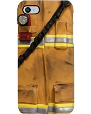Firefighter Uniform Phone Case i-phone-7-case