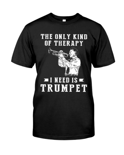 Trumpet The Only Kind Of Therapy I Need